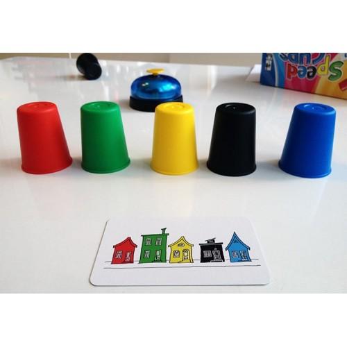 Comprar speed cups juego de mesa party game for Time stories juego de mesa