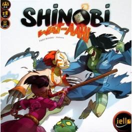 Shinobi WAT-AAH juego de mesa