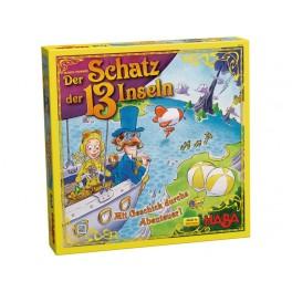 El tesoro de las 13 islas juegos para niños