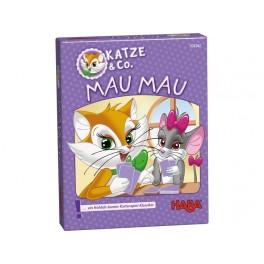 Gatos & Co.: Miau miau - juegos de mesa para niños