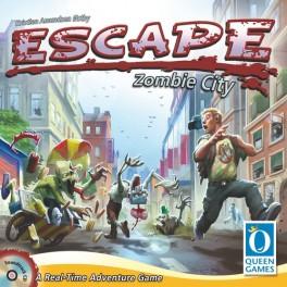 Escape: Zombie City -  Juego de tablero