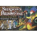 Shadows of Brimstone: Serpentmen of Jargono - Deluxe enemy pack