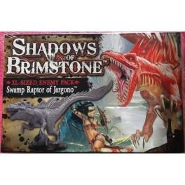 Shadows of Brimstone: Swamp Raptor of Jargono XL enemy pack