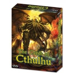 The Cards of Cthulhu juego