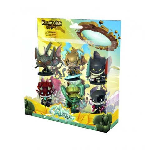 Comprar krosmaster arena wakfu ova pack expansi n juego for Time stories juego de mesa