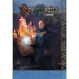 Ars Magica 5ª Edicion juego de rol