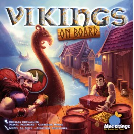 Vikings on Board - Juego de mesa
