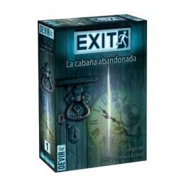 Exit 1: La cabaña abandonada - juego de mesa