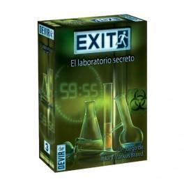 Exit 3: el laboratorio secreto - juego de mesa