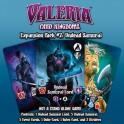 Valeria Card Kingdoms: undead samurai - expansion juego de cartas