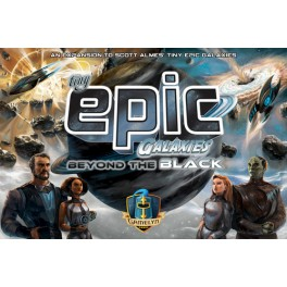 Tiny epic galaxies: beyond the black - Expansion juego de mesa