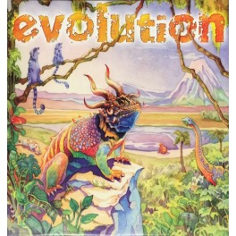 Evolution: second edition - special box art - juego de mesa
