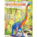 Evolution: the beginning juego de tablero