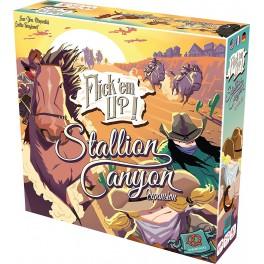 Flick em Up!: Stallion Canyon Expansion - expansion juego de mesa