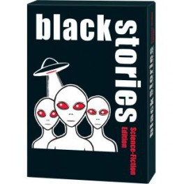Black stories: ciencia ficcion