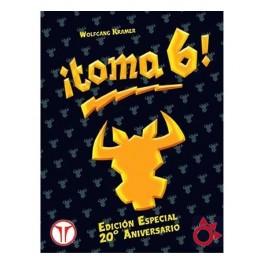 Toma 6 20TH - Aniversario (edicion en Aleman)