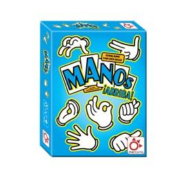 Manos arriba - juego de cartas