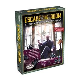Escape the Room: el secreto del Dr. Gravely-juego de mesa