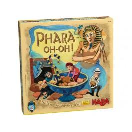 Faraon, oh, oh - juego de mesa para niños