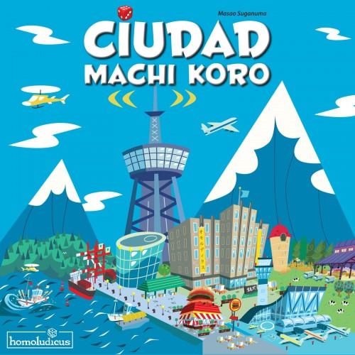 Comprar ciudad machi koro juego de cartas for Time stories juego de mesa