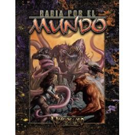Hombre Lobo: El Apocalipsis 20 aniversario - Rabia por el mundo - Suplemento de rol