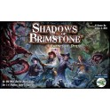 Shadows of Brimstone: Swamps of death - core set juego de mesa