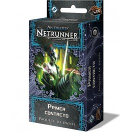 Android Netrunner LCG: Primer Contacto