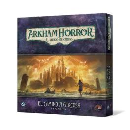 Arkham Horror: El camino a Carcosa - expansión juego de mesa