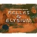 TERRAFORMING MARS: Hellas y Elysium (Castellano) - expansión juego de mesa