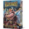 Runebound: Las montañas se rebelan - expansión juego de mesa
