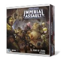 Star Wars Imperial Assault: El reino de Jabba - expansion juego de mesa