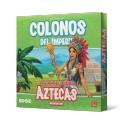 Colonos del Imperio: aztecas - expansión juego de cartas