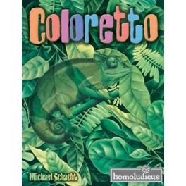 Coloretto 10 aniversario juego de mesa