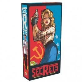 Secrets - Juego de cartas