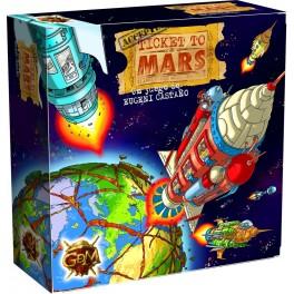 Ticket to Mars - Juego de mesa