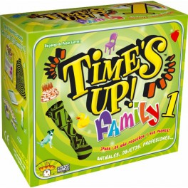 Times Up - Family 1 - version verde