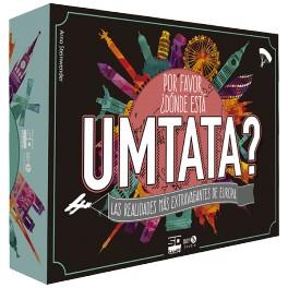 Por favor, Dónde está Umtata - Juego de mesa