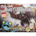 Quarriors: Quest of the Qladiator juego de mesa