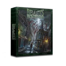 Fate of the Elder Gods: Beasts from Beyond - Expansión juego de mesa