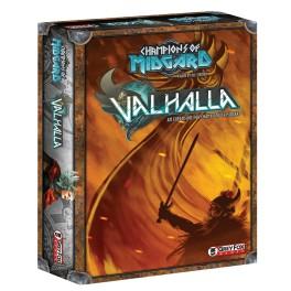 Champions of Midgard: Valhalla - Expansión juego de mesa