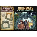 Shadows of Brimstone: doorways into darkness expansion juego de mesa