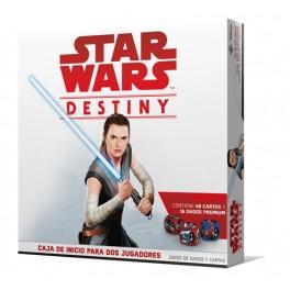 Star Wars Destiny. Caja de inicio para dos jugadores - juego de mesa