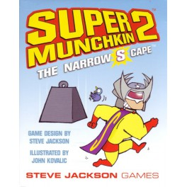 Super Munchkin 2 (edición en inglés)