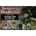 Shadows of Brimstone: Scourge Rats Enemy Pack - Expansion juego de mesa