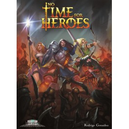 No time for heroes - Segunda Mano