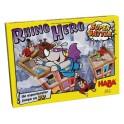 Rhino Hero Super Battle - Juego de mesa para niños