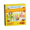 Mis primeros juegos:  De compras - Juego de mesa para niños de Haba