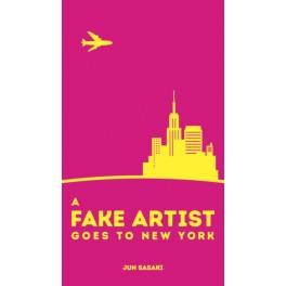 A fake artist goes to New York - edicion en castellano Juego de mesa