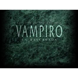 Vampiro: La Mascarada 20 Aniversario