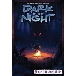 Dark is the Night - juego de mesa